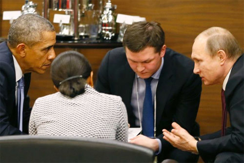 Nga, Mỹ, Putin, Obama, Syria, ván cờ, cuộc chơi, ngôi chủ, khủng hoảng, thế giới, vietnamnet,