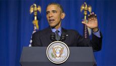 Obama trần tình chuyện Syria và Putin