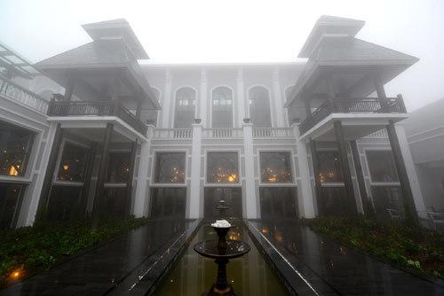 Tuyệt đẹp nhà ga cáp treo Fansipan Sapa