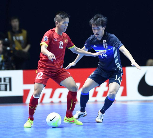 Viết chuyện cổ tích, futsal Việt Nam lấy vé đi World Cup