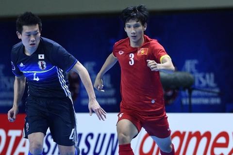 Video futsal Việt Nam gây địa chấn khi giành vé World Cup