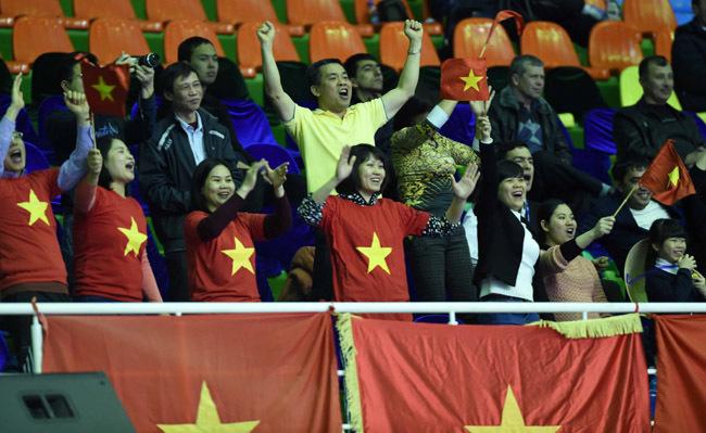Những khoảnh khắc thần kỳ của tuyển futsal Việt Nam