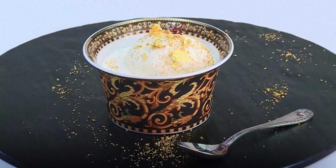 Món ăn dát vàng dành cho giới siêu giàu