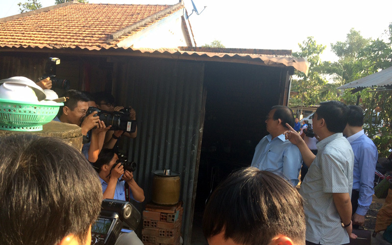 Đinh La Thăng, bí thư thành ủy TP.HCM