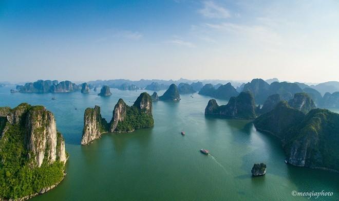 Những danh thắng Việt Nam có thể xuất hiện trong 'King Kong'