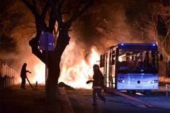 Xác người la liệt giữa thủ đô Thổ Nhĩ Kỳ