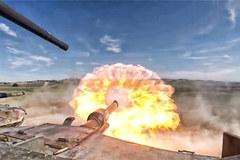 Xem siêu tăng 'quả đấm thép' nhả đạn
