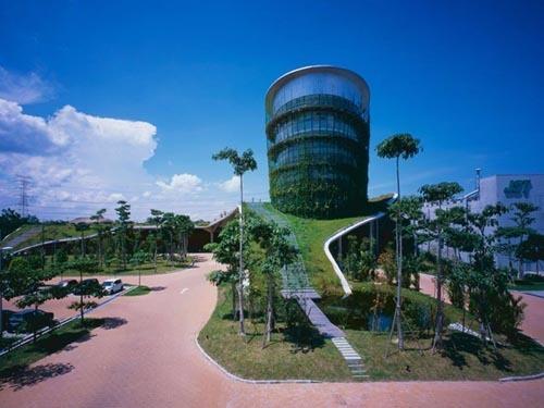 Những tòa nhà mới đẹp ấn tượng trên thế giới