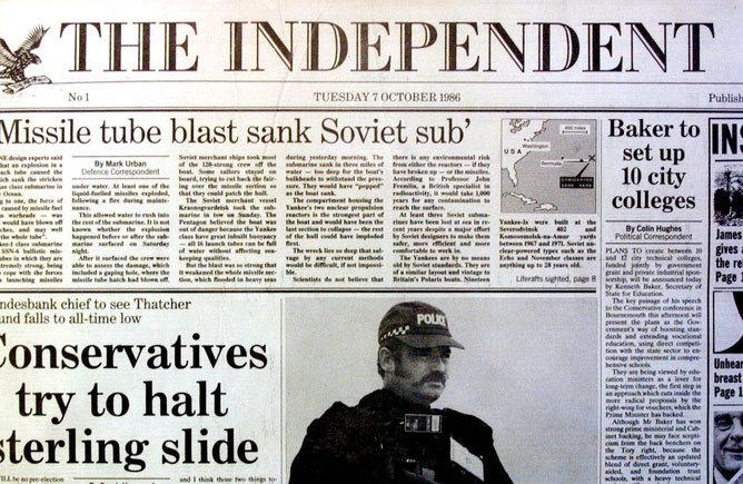 Viễn cảnh đáng sợ của báo chí thế giới