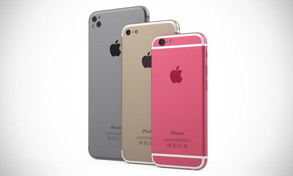 Video tuyệt đẹp về iPhone 7 và 5se dựa trên tin đồn