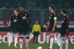 Europa League: M.U thua sốc đội bóng tí hon