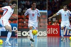 """Soi sức mạnh của """"vua futsal châu Á"""" Iran"""