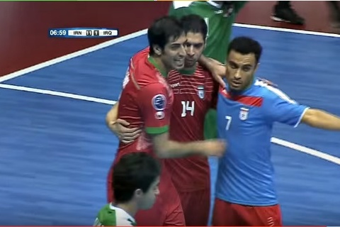 Iran 13-2 Iraq