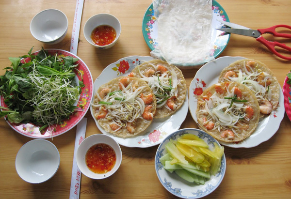 Những món ngon ăn một lần nhớ mãi ở vùng đất võ Bình Định