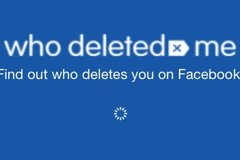 """Soi"" xem ai đã unfriend bạn trên Facebook"