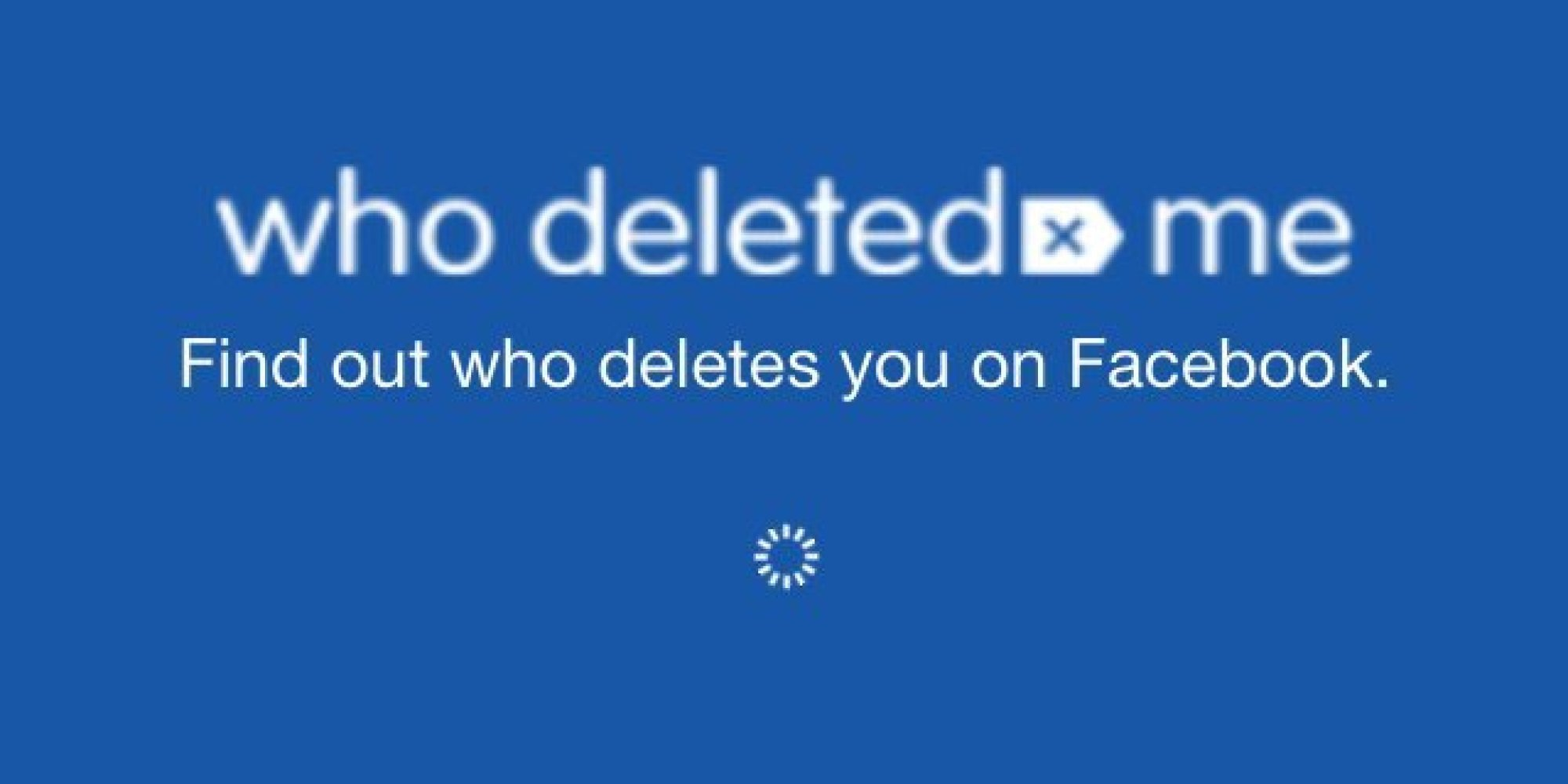 'Soi' xem ai đã unfriend bạn trên Facebook