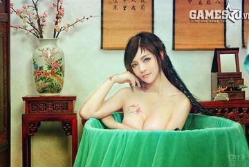 Điểm qua 10 người đẹp hot nhất làng game Trung Quốc năm 2015
