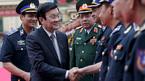 Chủ tịch nước đã thăng hàm cấp tướng cho 313 sĩ quan