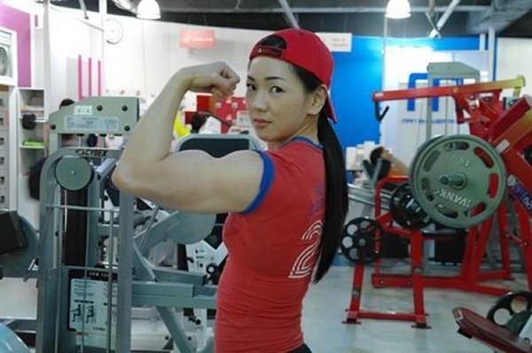 Thể hình, cơ bắp, cuồn cuộn, Hàn Quốc
