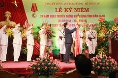 Lực lượng tình báo CAND nhận huân chương Hồ Chí Minh