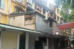Hà Nội: Di dân 2 chung cư cực nguy hiểm