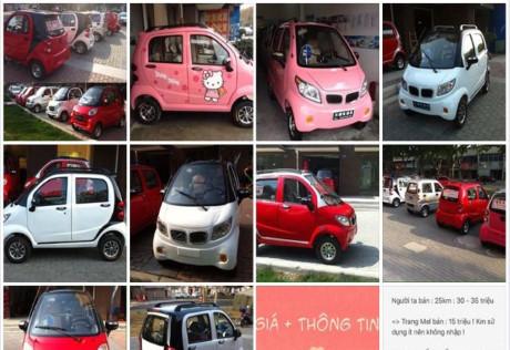 Ô tô điện lạ từ Trung Quốc: Sẽ không có cửa vào Việt Nam?