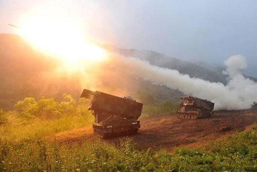 Triều Tiên, Hàn Quốc, nã pháo, báo động, căng thẳng, trừng phạt