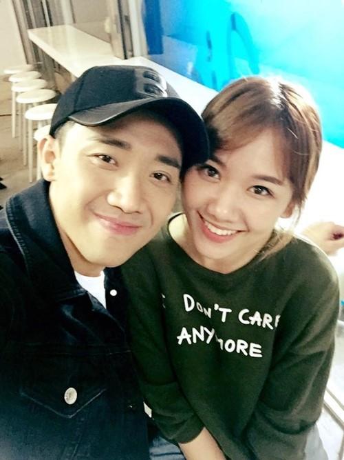 Hari Won, Trấn Thành, Tiến Đạt, tình yêu, scandal