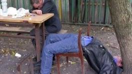 Hai người Long An chết ngay trên bàn nhậu