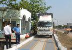 Dân 'tố' xe quá tải, Chánh thanh tra bị kiểm điểm