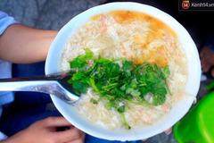 Quán súp cua vỉa hè ở Sài Gòn 20 năm luôn đông nghịt khách