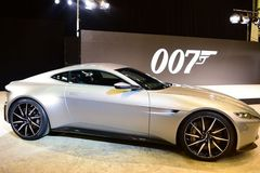 Siêu xe Aston Martin 80 tỷ đồng