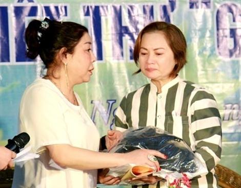 Bà trùm triệu đô xứ Nghệ sám hối trong trại giam