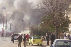 Đánh bom kép ở Syria, hơn trăm người thương vong