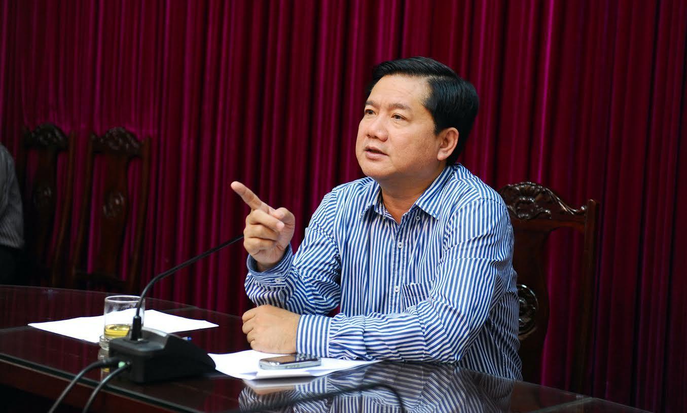 Đinh La Thăng, huyện Củ Chi, Bí thư thành ủy TP.HCM