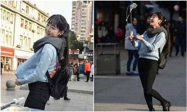 Hot girl 9X kiếm 70 triệu/tháng nhờ quay clip ăn chơi, dạo phố