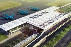 Sân bay Long Thành trục trặc ngay khi khởi động