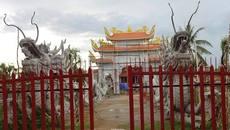 Xôn xao tin đồn Hoài Linh bị dỡ nhà thờ Tổ trăm tỉ