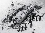 Bí mật ghê rợn của người sống sót sau tai nạn máy bay