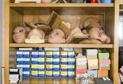 Cận cảnh sản xuất 'búp bê người lớn' đắt nhất thế giới