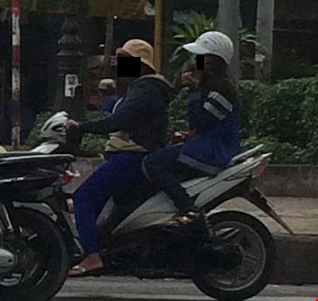 'Chợ' mại dâm di động lớn nhất Sài Gòn
