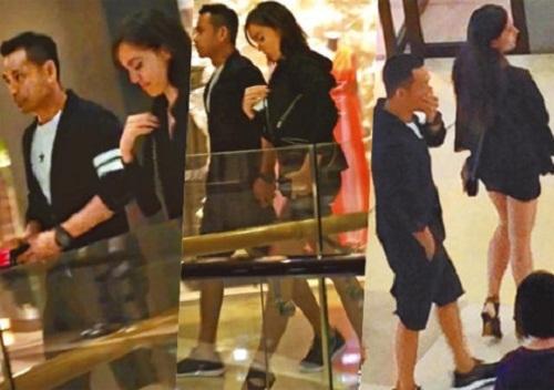 kẻ thứ ba, giật chồng, thân bại danh liệt, Đổng Khiết, Diêu Địch, Ngô Ỷ Lợi, Liêu Bích Lệ, scandal