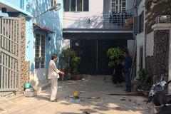 Giết xe ôm để cướp ở trung tâm Sài Gòn