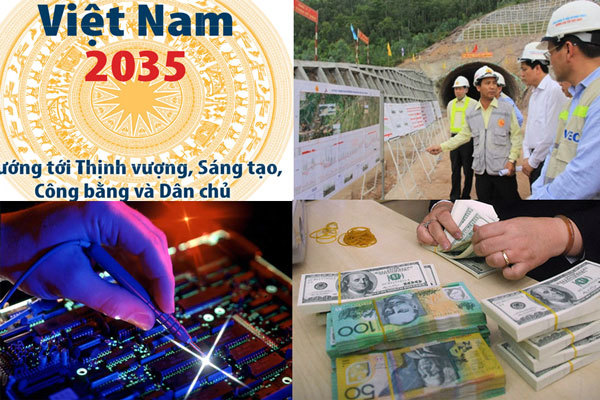 Một nửa dân Việt Nam sẽ thu nhập 18.000 USD/năm