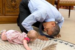 Obama yêu trẻ tới mức nào?