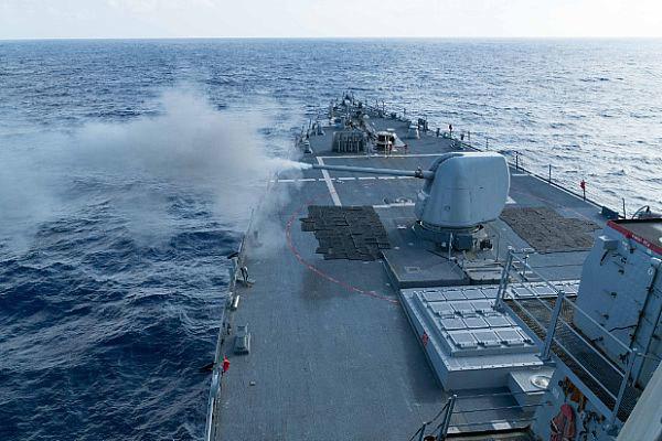 Mỹ có thể triển khai vũ khí gì ở Biển Đông?