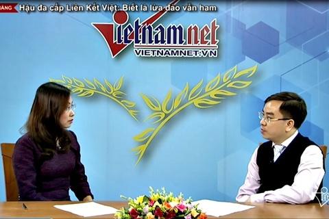 Hậu đa cấp Liên Kết Việt: Biết là lừa đảo vẫn ham