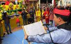 """Quan chức Việt dám thề trước thần thánh """"không tham nhũng""""?"""