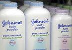 Johnson & Johnson bị kiện vì phấn rôm gây ung thư