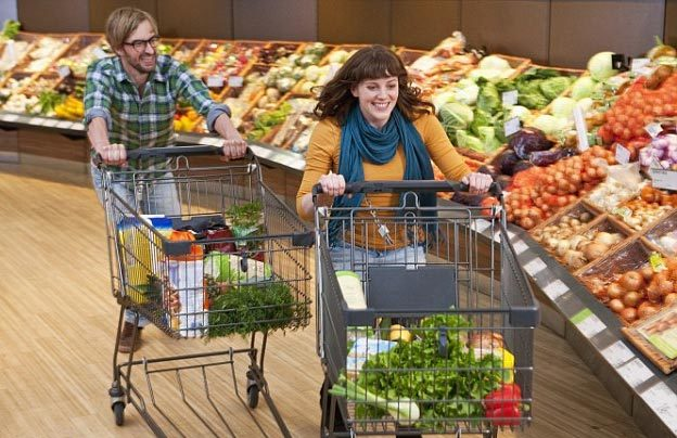 Tìm ra bí quyết đi siêu thị cực nhanh